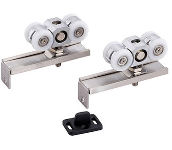 Heavy Duty Sliding Door Track Rollers For Wooden Door - Buy Sliding Door  Track Roller,Wooden Sliding Door Roller,Sliding Door Roller Product on