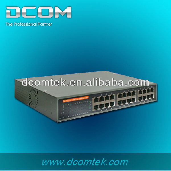 wholesale unmanaged gigabit network device 24 port smart switches