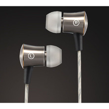 Original Letv Headphones Stereo Headphones Metal DJ Bass Earphone in ear Headset with microphone 3 5