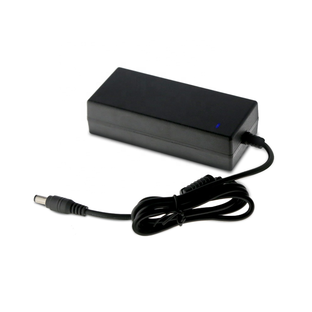Industrial grade Efficiency VI 12V 5A power adaptor Class 2 Supply With CE FCC SAA KC PSE NOM Certification 60W AC DC <strong>Adapter</strong>