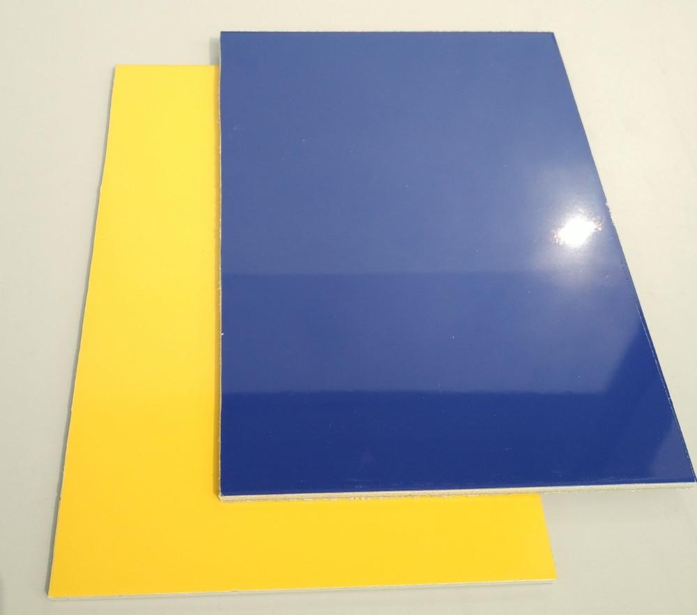 Building Material Brushed Aluminum Composite Board 4x8