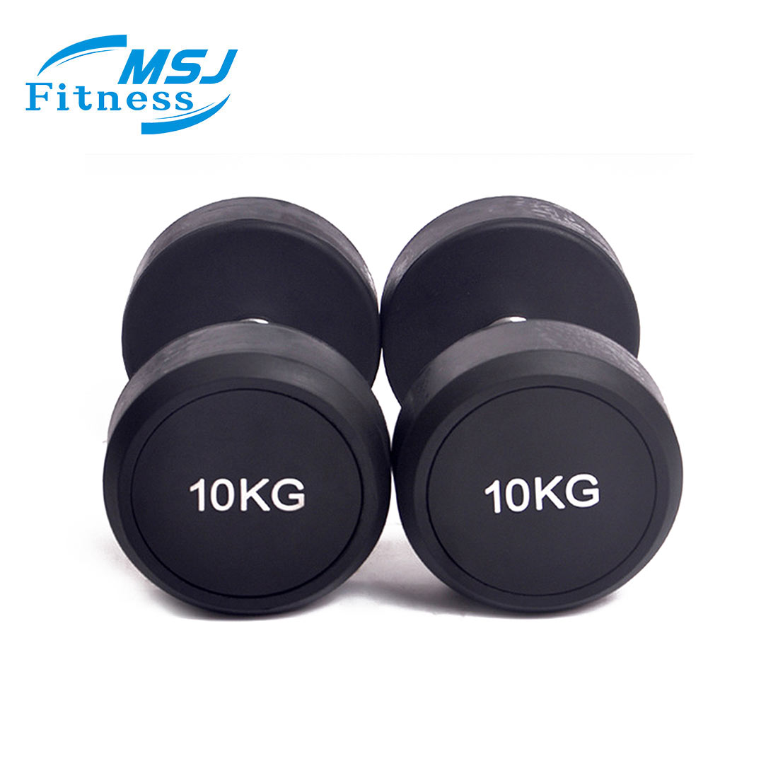 Painted Hex Dumbbell on Sale