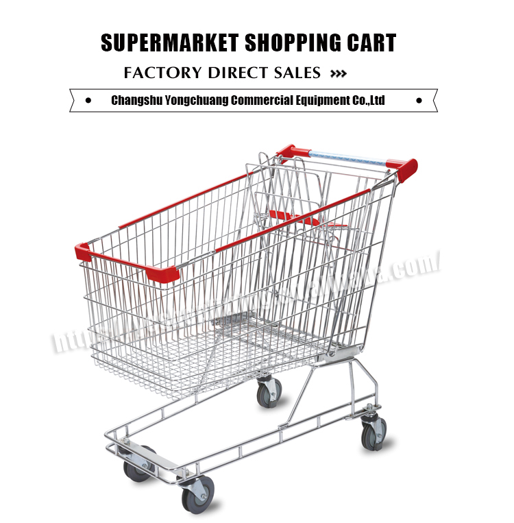 cheap go carts second hand shopping trolley with wheels
