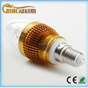 Chinese manufacture E27 220 volt led light bulbs , led candle bulbs