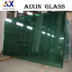 aixin Hot Sales low price iron 1.0mm float glass 610*930 Factory supplier customized