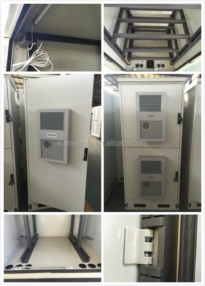 W Tel Fan Cooling Power Telecom Equipment Outdoor Server