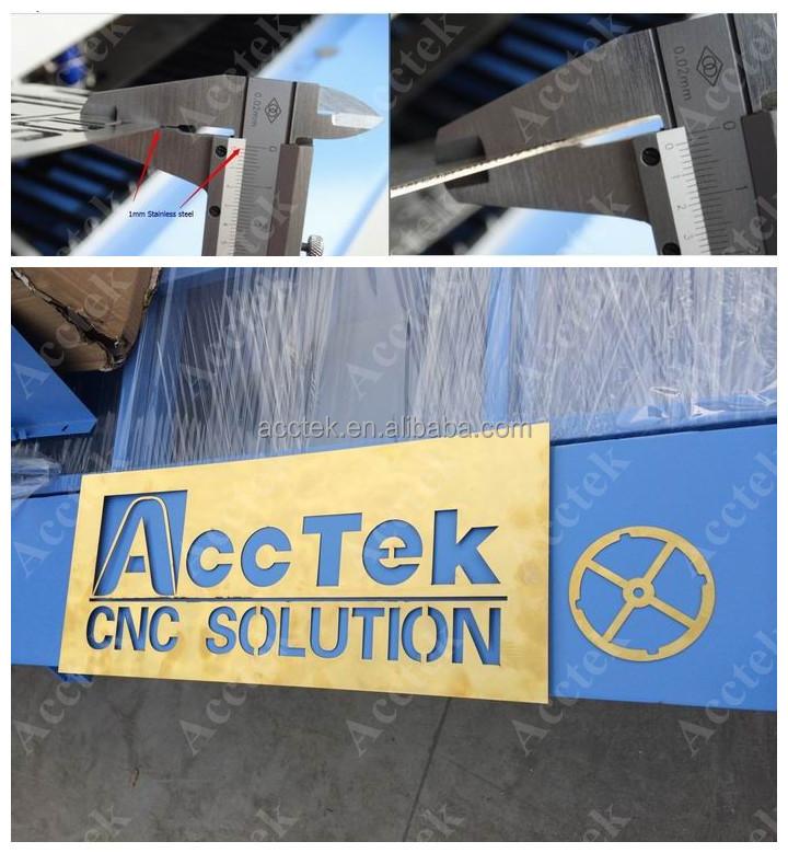 cnc metal cutting machine price
