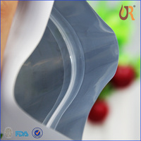 biodegradable aluminum foil FDA approved food pouch for tea leaf powder packaging