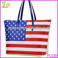 Bags With Decorative Flags 2012 Most Popular Ladies PU Handbag Usa Recommend
