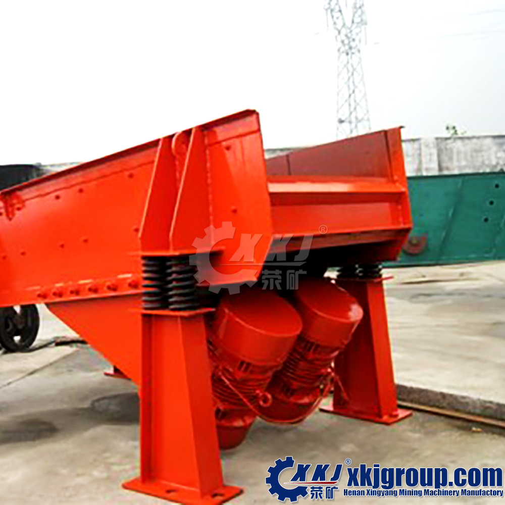 Electric vibrator feeder machine, ZSW series vibrating feeder price for sale in China