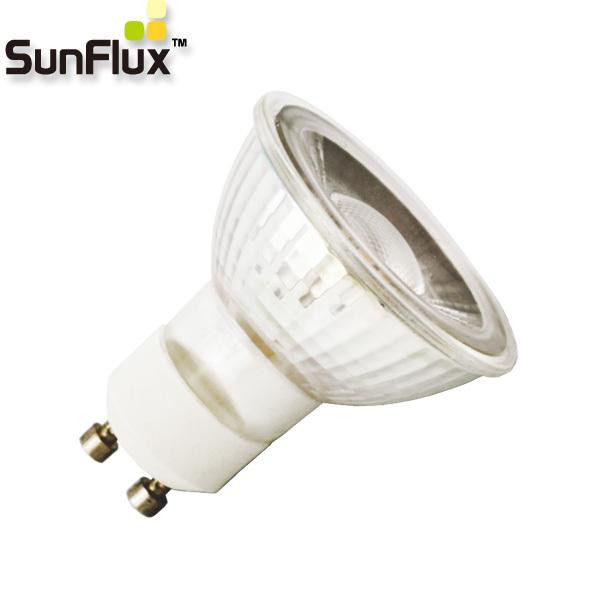 3w Gu10 Led Sensor Light Bulb