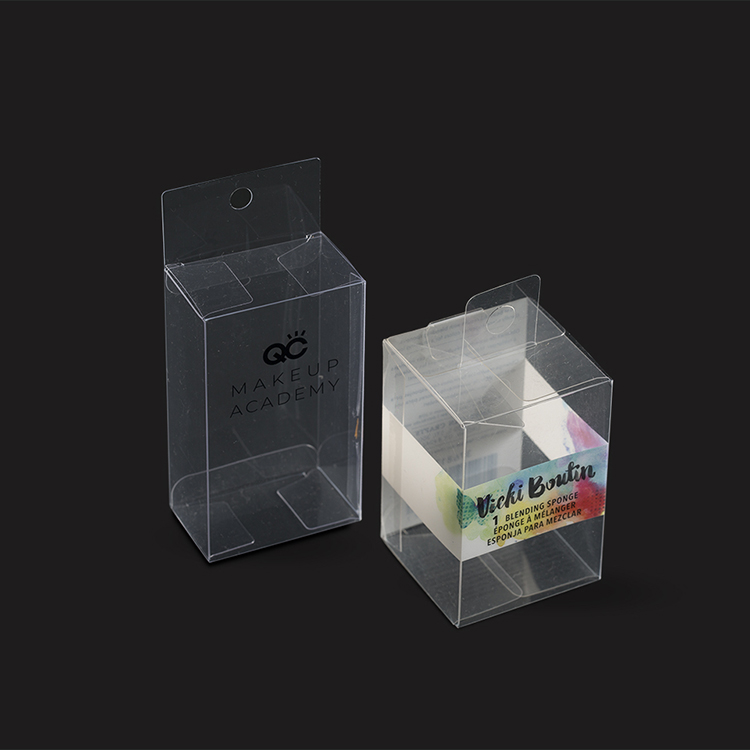 eco friendly black pvc small plastic box manufacturer and exporter