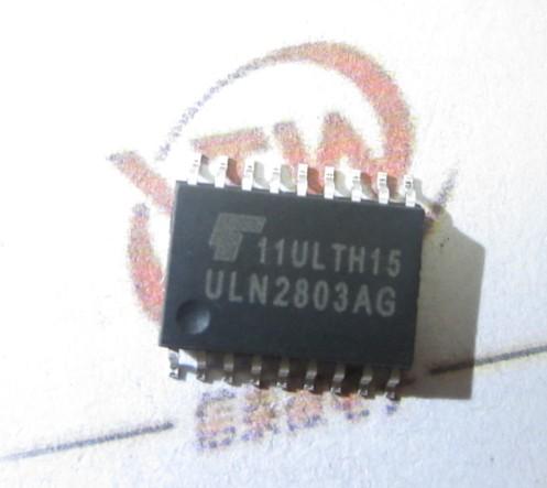 20PCS ULN2803AG ULN2803 SOP-18 DARLINGTON ARRAYS CHIP IC