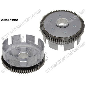 Hot Sale Motorcycle Accessories Engines Spare Parts Clutch Housing & accessories CG 125