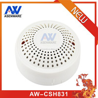 Optical smoke and heat alarms are good at detecting smouldering fires, Best for bedrooms, living rooms and hallways
