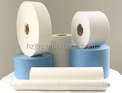 spunlace non woven fabric soft wipes