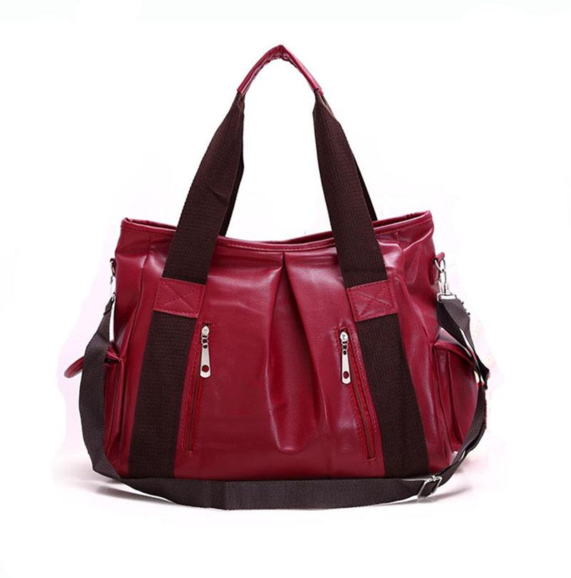 Get Quotations · Women Leather Handbags New Chapped Grain Big Bag High  Quality Woman Bags 2015 Bag Handbag Fashion 1b78c98f11ff2
