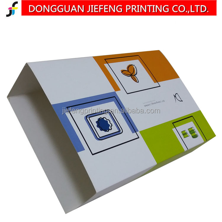 Hot sale custom paper sleeve packaging printed box sleeves