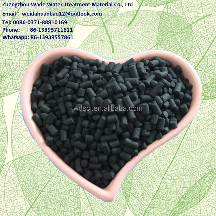 Coagulation - Activated Carbon Adsorption Method Coconut Shell ...
