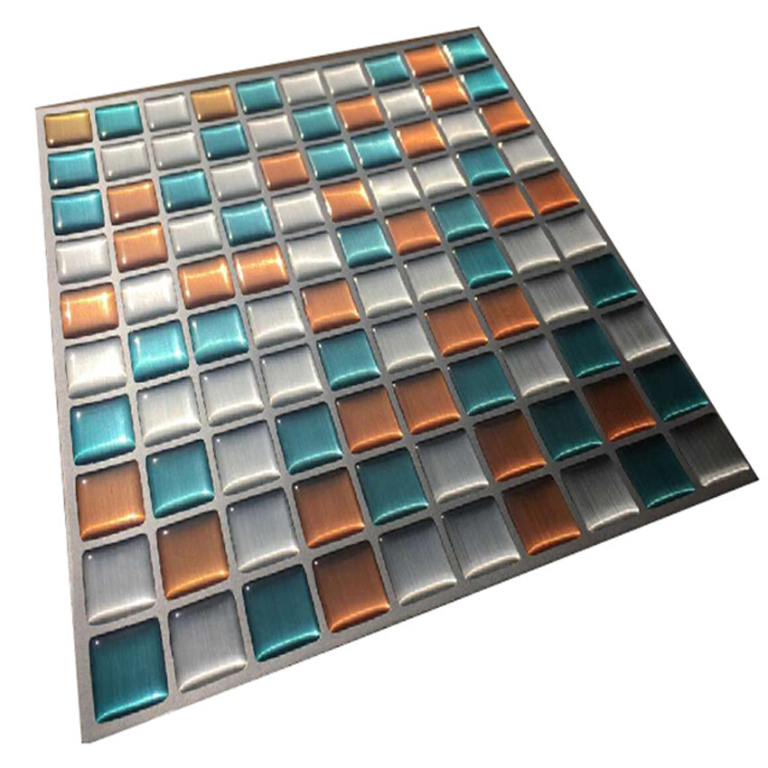 High Gloss Self Adhesive Mosaic Wall Tile Decals Buy