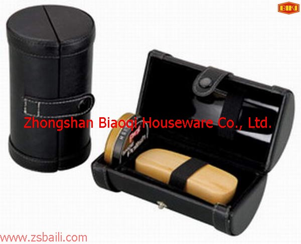 Shoe Shine Set/Shoe Polish Kit