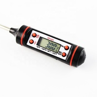Mini Portable Electronic Digital Display Kitchen Cooking BBQ Food Meat Thermometer