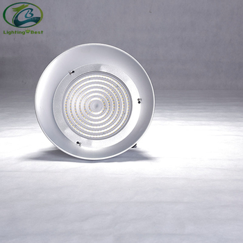 LED High Bay Light 150W Reflector Prismatic Diffusers with Dusty Cover with reflector high brightness ufo with reflector