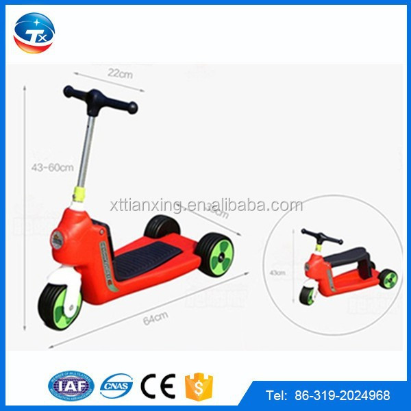 Ali expres china supplier wholesale hot selling products cheap kids scooter/skate scooter for kids/kids kick scooter