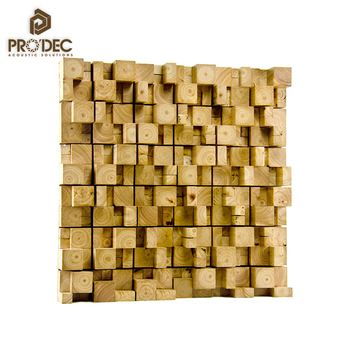 New Product Decorative Sound Diffuser 3d Acoustic Wall And Ceiling ...