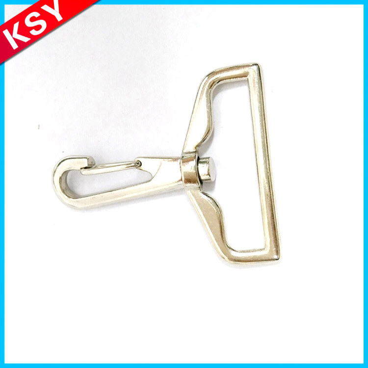Popular Excellent Quality 2.3Cm Metal Handbag Key Ring Swivel Snap Hooks For Handbags