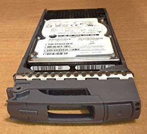 "NetApp X422A-R5 600GB 10K SAS 6Gb 2.5"" Hard Drive 108-00221+A0 for DS2246 Shelf"
