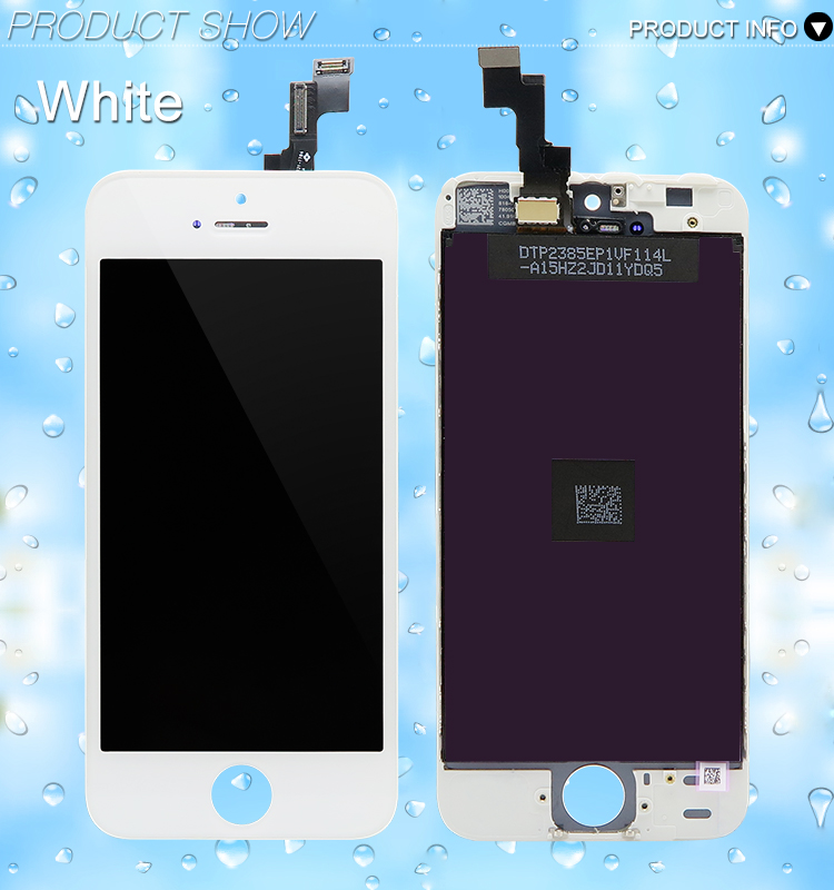 Top quality !!! for iphone 5s display lcd oem , replacement display for iphone 5s , for iPhone 5s LCD display
