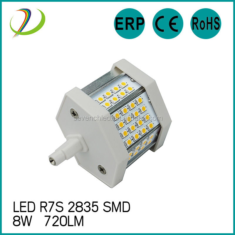 Slim R7S LED 360 Degree 22mm 25mm 30mm dimmable 118mm 135mm 189mm 78mm r7s led