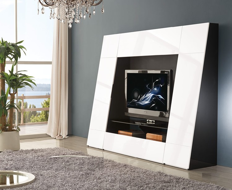 Led Tv Wooden Stand Designs : wooden tv stand / modern living room led tv stand design, View tv ...