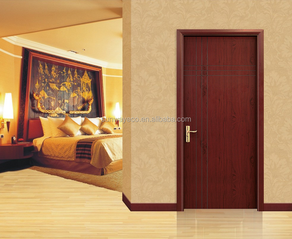 . Stylish Waterproof Wpc Bedroom Door Designs Turkey   Buy Bedroom Door  Designs India Interior Wpc Door Waterproof Wpc Door Design Product on