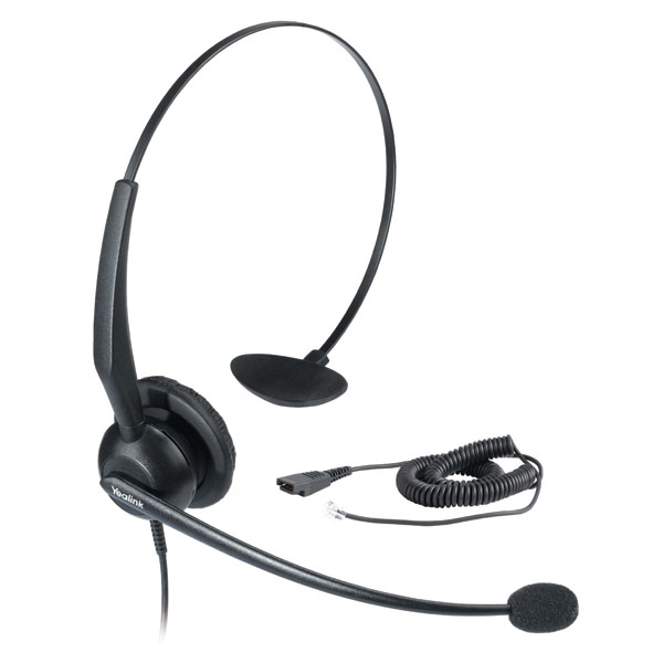 Made for Office Workers, SoHo and Call-center Staff Call Center Headset YHS32 for Yealink IP Phone