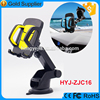 2016 Top Selling Used on Windshield Dashboard Adjustable Long Arm Easy One Touch 2 Car Mount Holder for iPhone 6s Plus