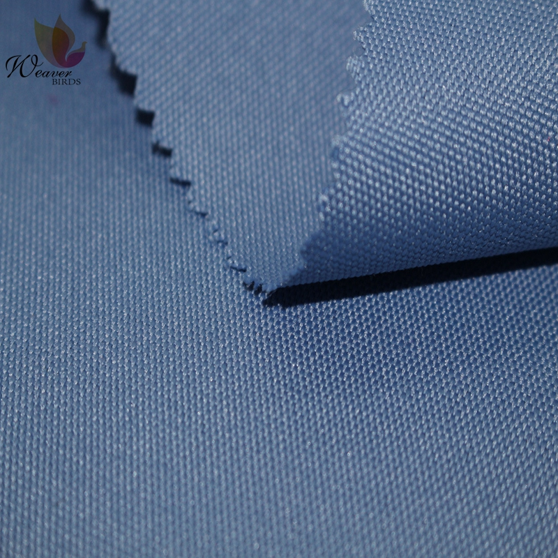Supply Polyester DTY 600D Oxford Fabric 82T Plain Dyed Coated Fabric For Industry Cloth and Tent Cloth