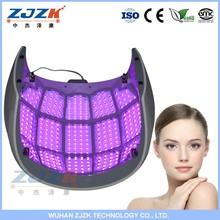 home health care device 3 colors skin care facial led beauty light mask pdt led machine