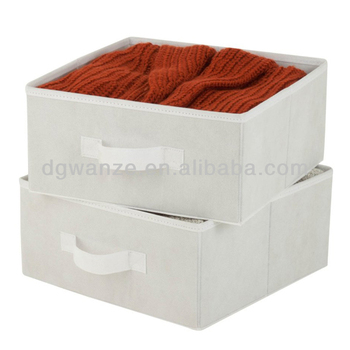 Superieur Fabric Collapsible Drawer Storage Drawers, Folding Fabric Drawer