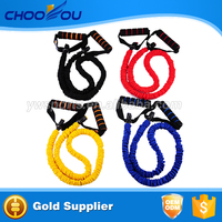 Balance Trainer Resistance Loop Bands Stretching Rubber Band
