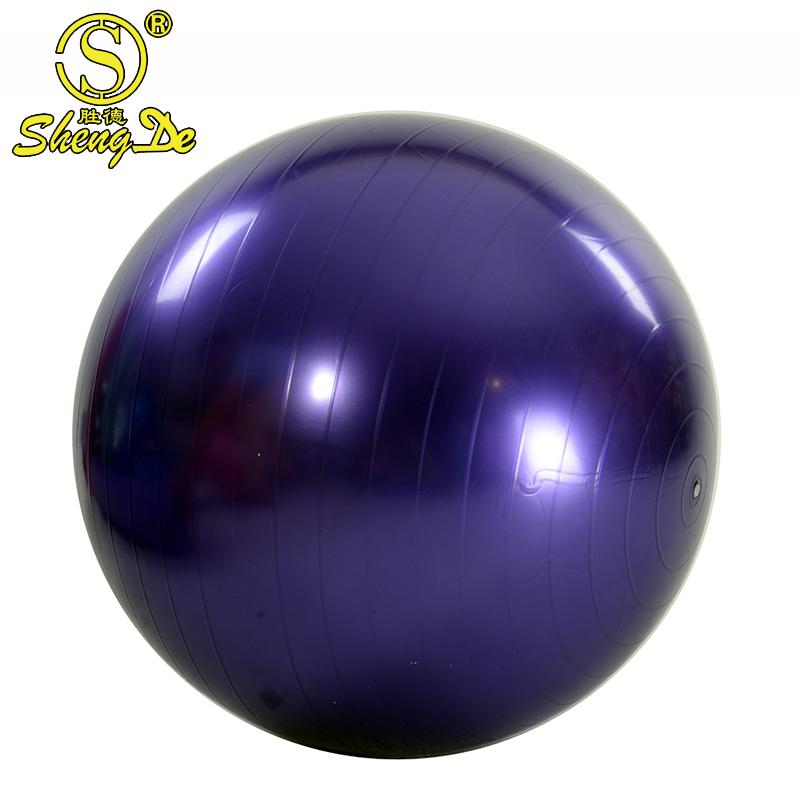 Fitness manufacturer pvc 55cm rhythmic gymnastic ball yoga