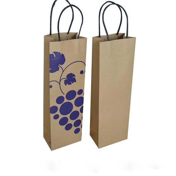 papier cadeau personnalis bouteille de vin sac sacs d 39 emballage id de produit 60108813332. Black Bedroom Furniture Sets. Home Design Ideas