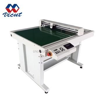 Flatbed Cutter Card Cutter Box Cutting Machineautomatic Flatbed Die-cutter  For Foam Board - Buy Die-cutter,Flatbed Die-cutter,Automatic Flatbed