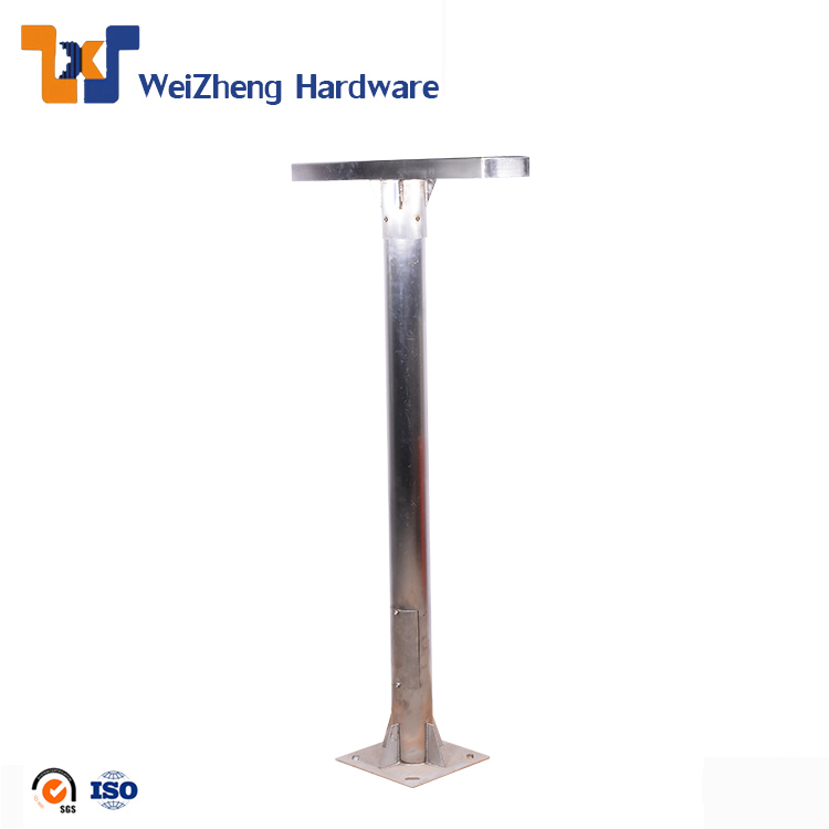Alibaba China Manufacturer Factory Price 2m To 10m Cast Stainless steel Street Light Pole