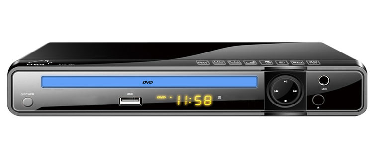 WLS 1080 - DVD player Composite Audio/ video/Y / U / V color difference output