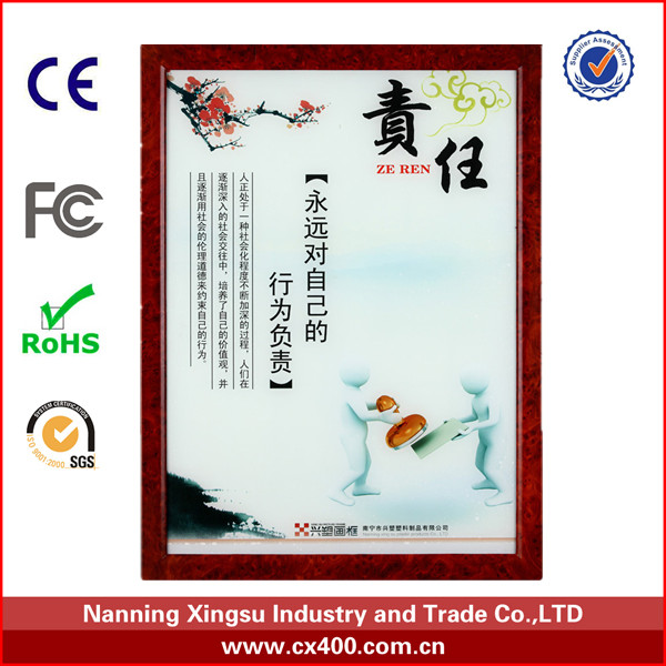 custom plastic poster frames custom plastic poster frames suppliers and manufacturers at alibabacom
