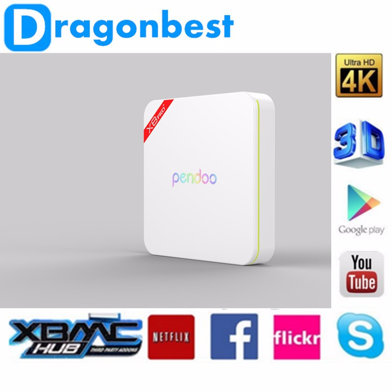 Top Selling Quad Core UHD 4K Amlogic S905 1GB Ram KD player M95 X9 Android TV Box Dongle Stick