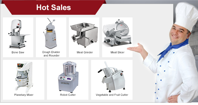 Best Selling 20L/40L/50L industrial heavy duty dough mixer