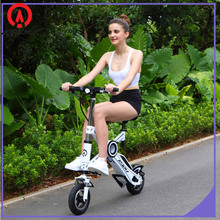 2017 dirt Mini portable electric bicycle 2 wheel electric scooter folding electric bike